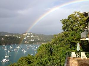 Boats x rainbows